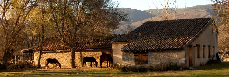 Rascafria donde comer donde dormir ocio actividades - Fotos casas rurales con encanto ...
